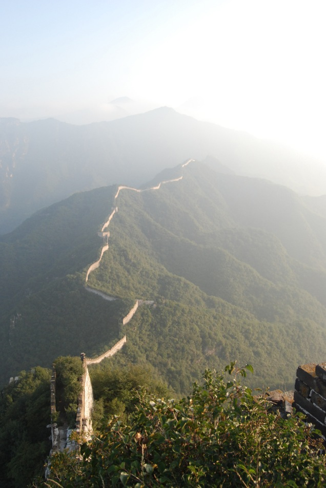 Great Wall - early morning