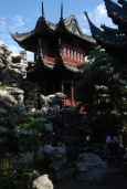 Temples in Yuyuan Gardens