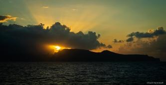 Nuku Hiva sunset