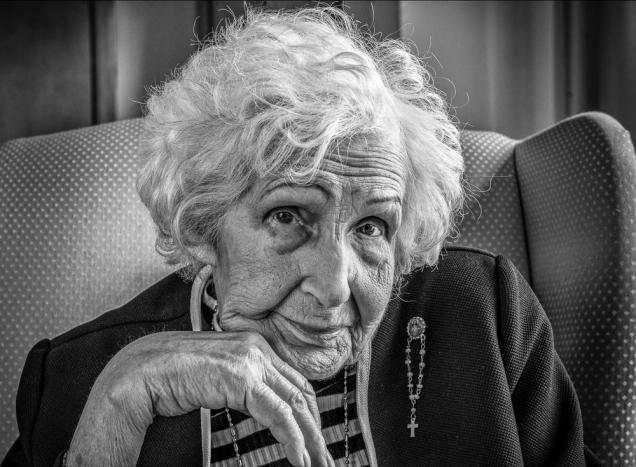 Centenarian Beauty