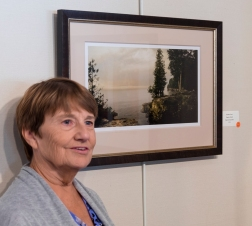 Norris Exhibit Claudia Frost