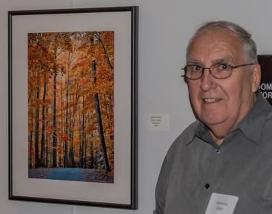 Norris Exhibit Larry Golla