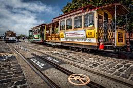 Trolley Station - Mark Bates