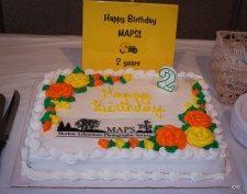 2nd MAPS anniversary
