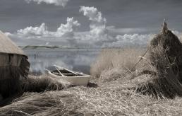 reed+island+on+Lake+Titicaca