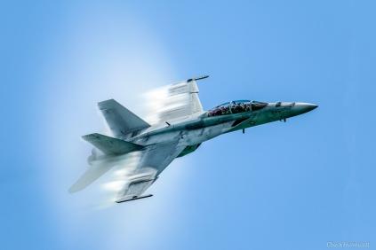 F-18 vapor cone
