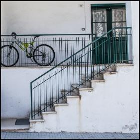 Stairwell in Otranto