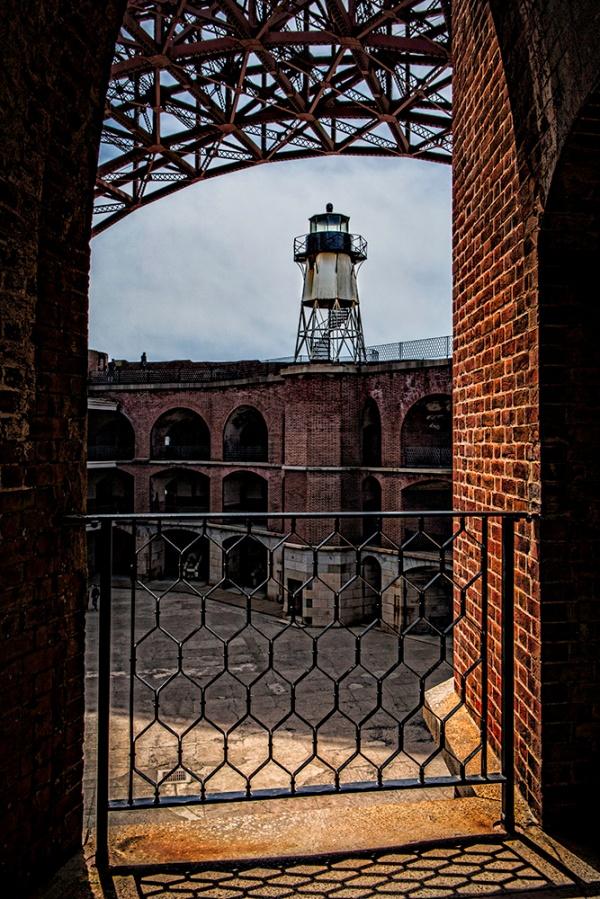 Lighthouse Under The Bridge Morton Arboretum Photographic Society